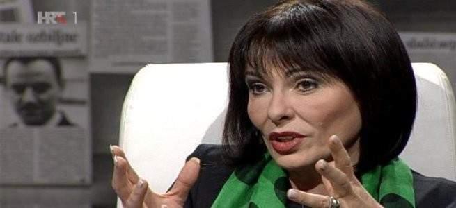 Marina Lovrić Merzel (Foto: HRT screenshot Nu2)