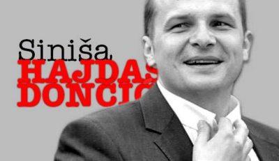 """Portret tjedna: Siniša Hajdaš Dončić, ministar pomorstva, prometa i infrastrukture: Milanovićev """"princ prijestolonasljednik"""""""