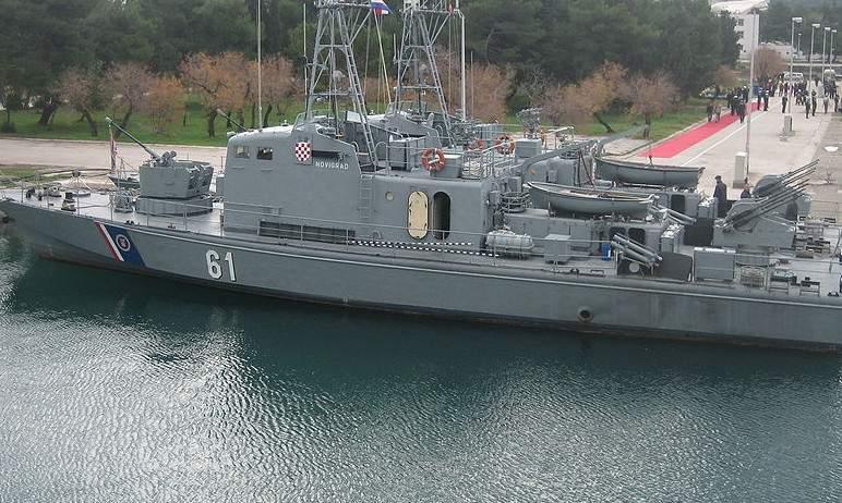 Ophodni brod Novigrad