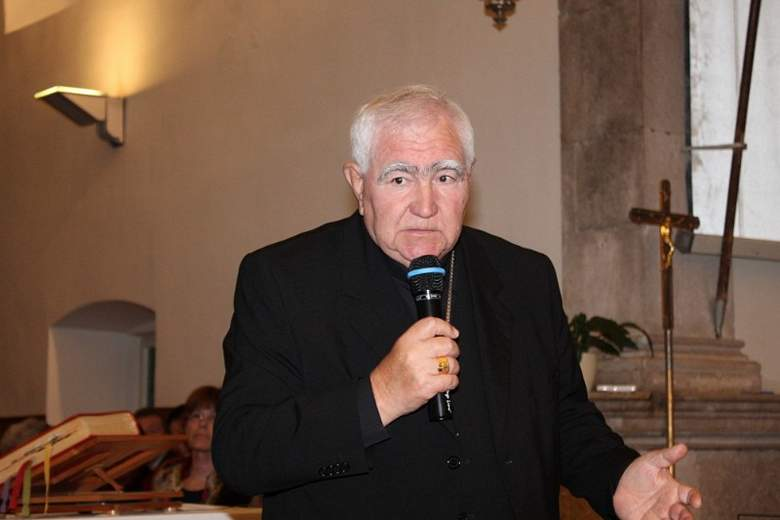 Biskup Ante Ivas (Foto: H. Pavić)