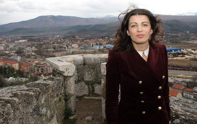 Gradonačelnica Knina Josipa Rimac (Foto H. Pavić)  (6)