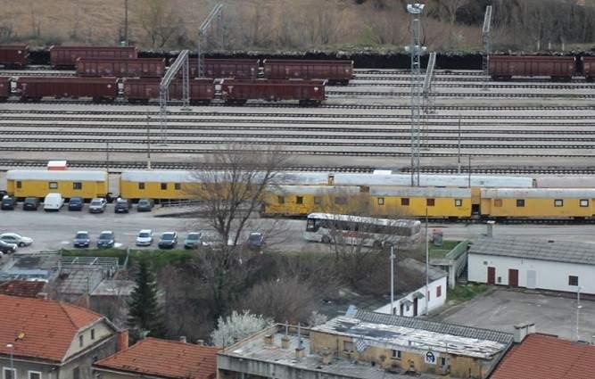 Knin - Vlakovi