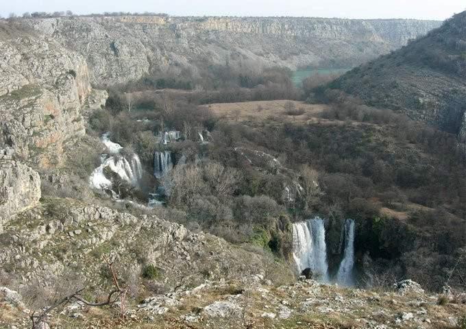 Nedaleko od Kistanja (foto: Općina Kistanje)