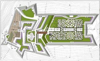 Izrađen idejni projekt revitalizacije tvrđave sv. Ivana: Kids Lab2 za djecu i mlade