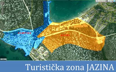 Turistička zona Jazina