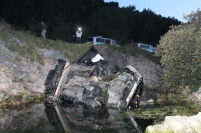 Izlijetanje Mercedesa kraj Grebaštice: Vozač je bio pijan