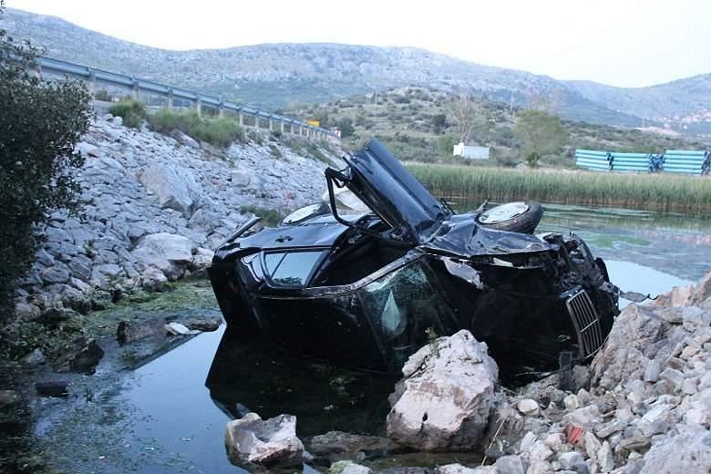 Prometna nesreća kraj Grebaštice (Foto H. Pavić) (28)