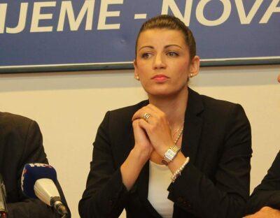 Josipa Rimac o euroizborima: Ovo je povijesni rezultat HDZ-a!