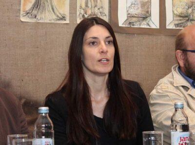 Maja Trlaja, ravnateljica HNK u Šibeniku