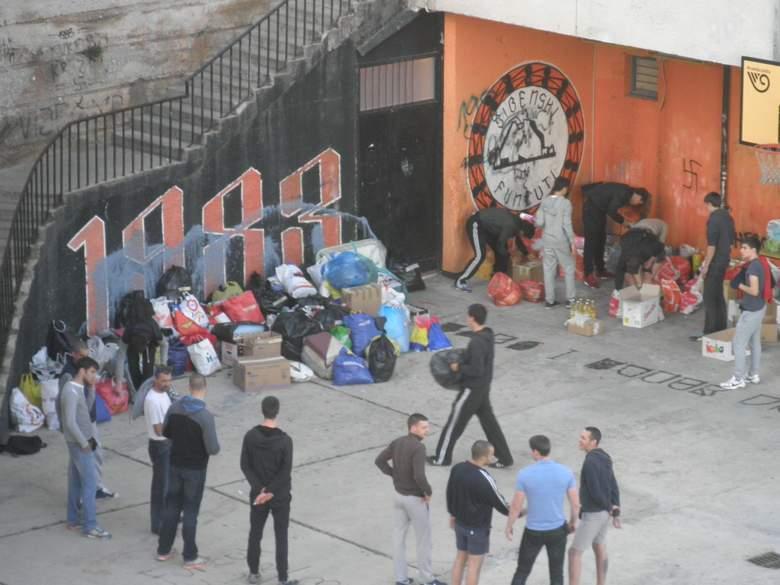 Funcuti u humanitarnoj akciji za poplavljenu Slavoniju