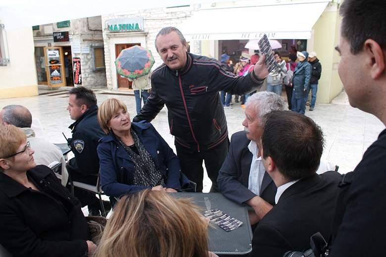 Ruža Tomašić u Šibeniku (Foto H. Pavić) (2)