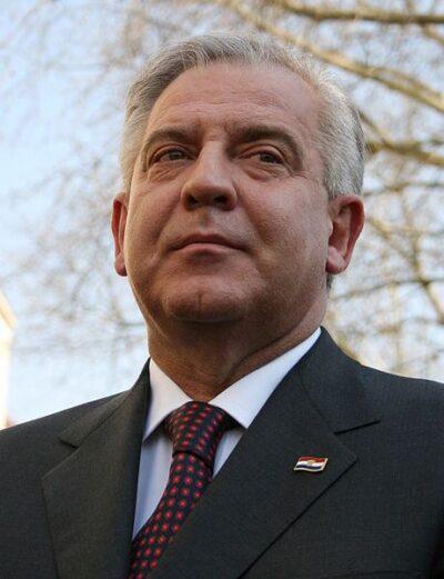 Dr. Ivo Sanader (Foto Wikimedia)