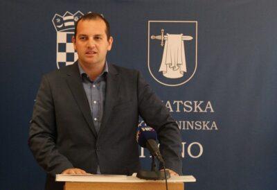 Ivan Klarin, načelnik Općine Tisno (Foto: H. Pavić)
