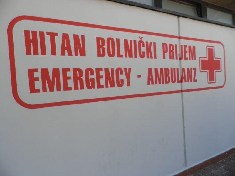 Blokada računa šibenske bolnice: Uključilo se i Ministarstvo zdravlja