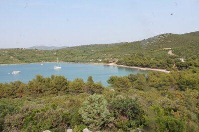 Općina je 60.000 četvornih metara zemljišta za Turističku zonu dobila od Hrvatskih šuma (Foto H. Pavić)