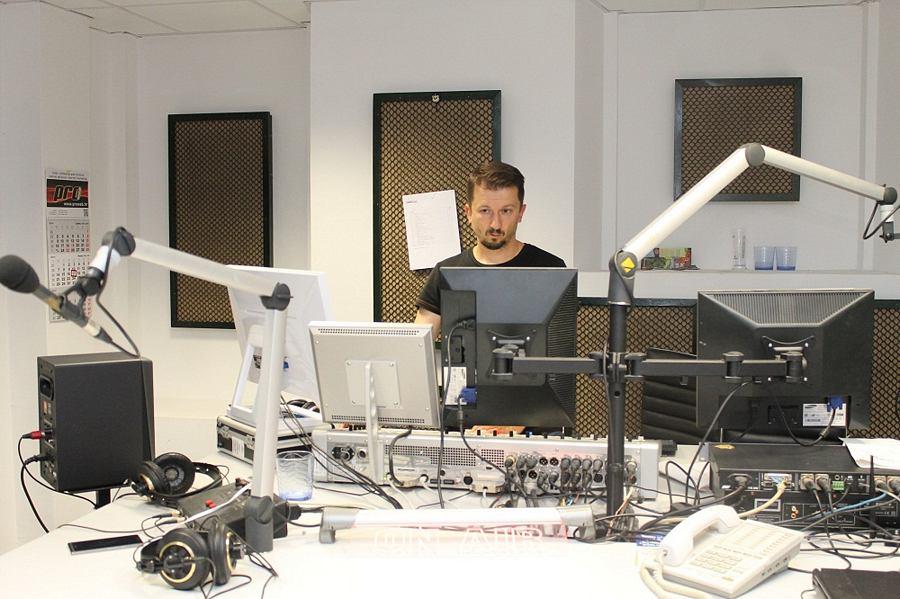 Županijski radio Šibenik (Foto H. Pavić) (2)