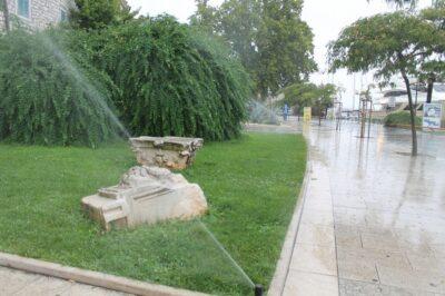 Prolom oblaka – Šibenčani zalijevaju i po kiši!