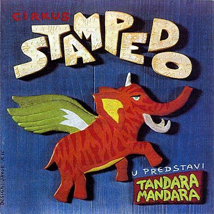 Nalovnica albuma Tandara Mandara