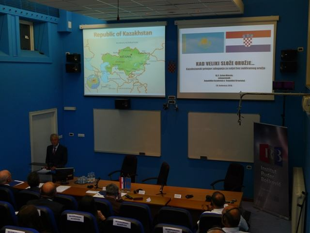 Nuklearno oružje- glavna prijetnja svjetskoj sigurnosti! Kazahstan- prva zemlja koja se odrekla atomskog oružja