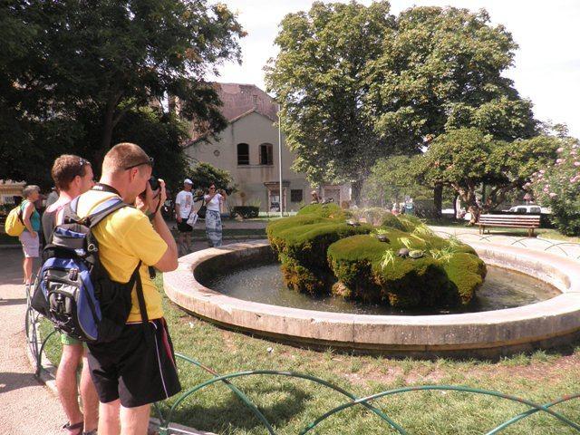 fontana, snimila: J. K.