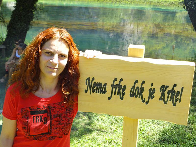Inga Kukolj, organizatorica FRK-a (Foto: TRIS/GŠ)