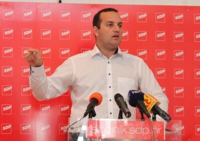 Ivan Klarin (SDP): Goran Pauk ne govori istinu, Županija je 'kriva' za imenovanje Diane Vodanović