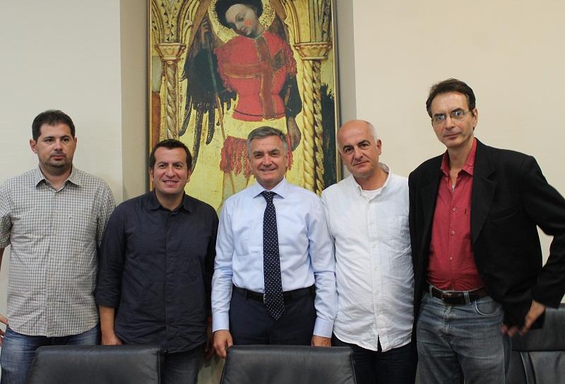 Makedonska delegacija: kulturno-povijesni sprint, dr. Burić, pa integralna obitelj Dedić…
