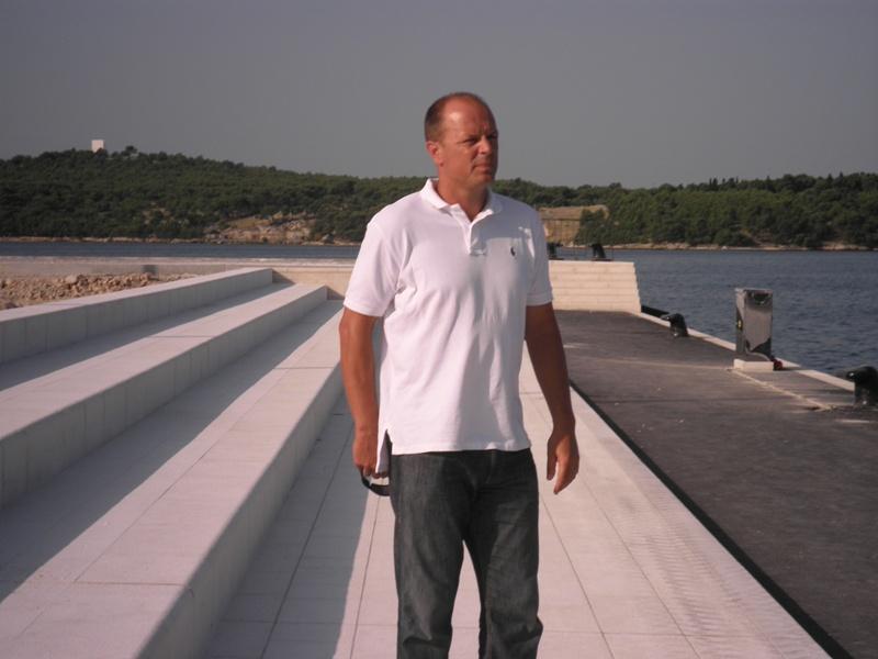 Joško Šupe, ravnatelj Državne lučke uprave, snimila : J. K.