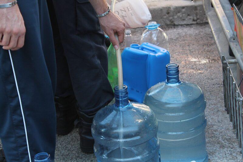 Voda iz Jaruge treći dan nije za piće