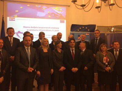Među 15 novih korisnika EU sredstava nema nikoga iz Šibensko-kninske županije