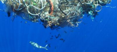 Plastični kontinenti (foto Greenpeace)