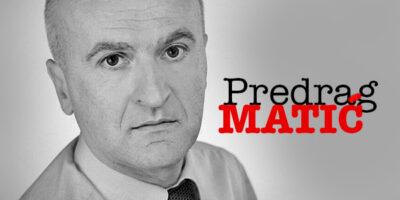 """P. Matić: """"HDZ-ovci se klanjali i ljubili prsten Glogoškom, Klemmu i ekipi, a sad govore o govoru mržnje"""""""
