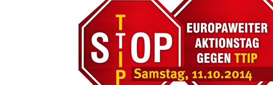 Njemački poziv za subotnji prosvjed protiv TTIP-a