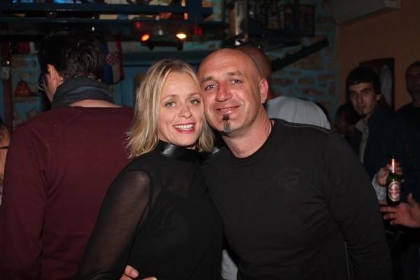 Nina Olivari i Željko Marača (Foto: Hrvoslav Pavić)