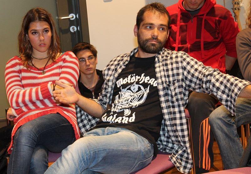 Novinar, analitičar kulture i glazbe Marko Podrug - DJ Drug Podrug (Foto H. Pavić)