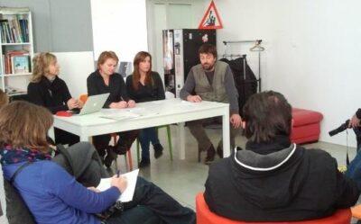 S današnjeg osnivanja Civilne platforme Istre (foto: Zelena Istra)