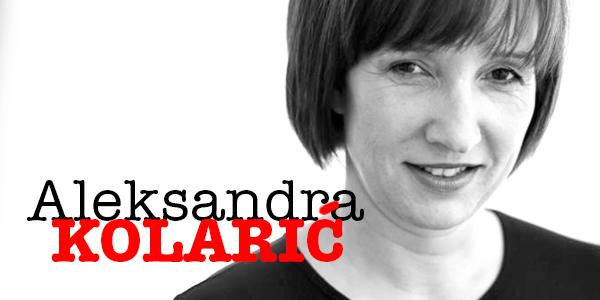 Portret tjedna/Aleksandra Kolarić,  komunikatorica i bivša glasnogovornica Račanove vlade: Molba za Novi SDP