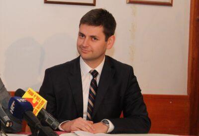 Ivan Gulam, načelnik Općine Pirovac (Foto: Tris/H. Pavić)