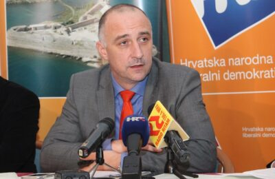 Ministar Vrdoljak iz Šibenika: Eksploataciju ugljikovodika u Jadranu stopira uvoznički lobi