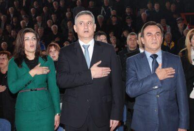 Josipa Rimac, Tomislav Karamarko i Ante Kulušić (Foto: Tris/H. Pavić)