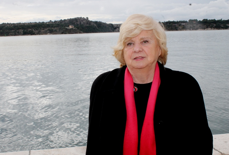 """Intervju/Jela Godlar-Brešan, književnica:  Dugo putovanje """"zadnjeg pisma""""…"""
