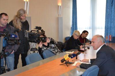 Župan Pauk o Hrvatskim cestama: Sramotna izdvajanja za ceste Šibensko-kninske županije