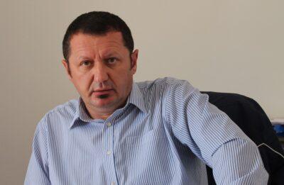 Dodanašnji ravnatelj JU NP Kornati (Foto Tris/H. Pavić)
