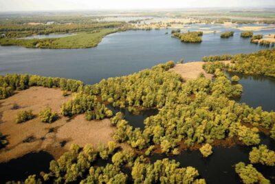 Europska Amazona- Park prirode Kopački rit- Foto: Mario Romulić