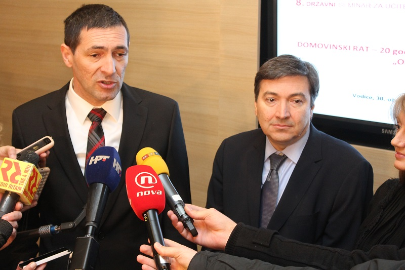 Kotromanović i Mornar (Foto H. Pavić)