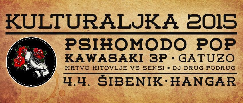 kulturaljka 2015 lineup