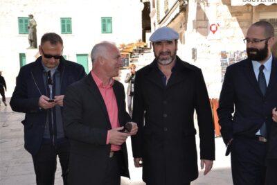 Eric Cantona županu Pauku i gradonačelniku Buriću: 'Ne dirajte moje stvari'
