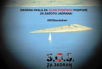 'Hrvati imajo tako lepo morje…' – Slovenci brzo sakupili 10.000 potpisa protiv 'naftomanije'