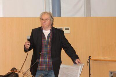 Igor Mandić u Šibeniku (Foto: SibenikIN)
