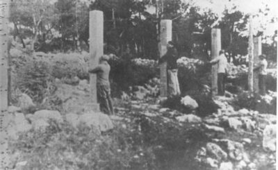 Strijeljanje Rade Končara i drugova 22. svibnja 1942. (Foto: Wikipedija)